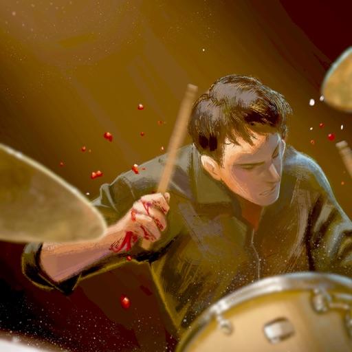DrumKnee ドラムセット 3D - リズム 楽器
