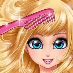 Girls Hair Salon - Makeover