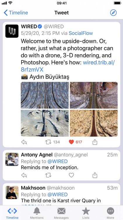 Spring for Twitter screenshot-7