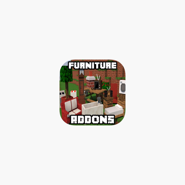 ‎Furniture Addons for Minecraft