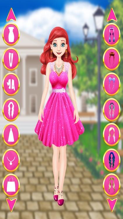 Super Fashion Dress Up Stylist screenshot-7