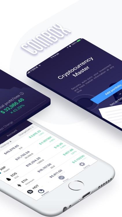 CoinBox  Best Crypto Portfolio