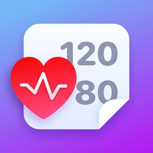 BP Monitor: Blood Pressure Log