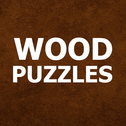 Wood Puzzles - Fun Logic Games