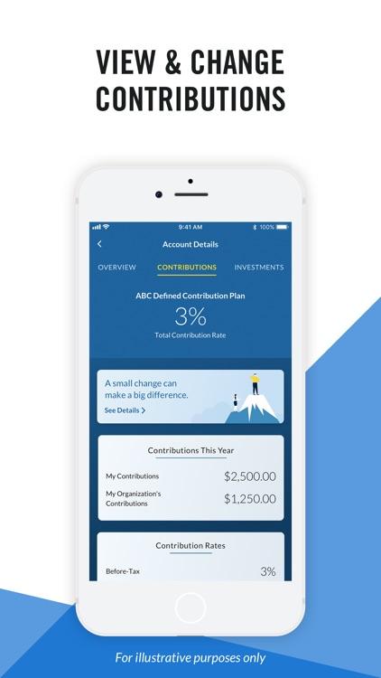 Prudential Retirement screenshot-6