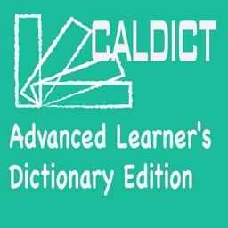 CALDict - Advanced Learner's