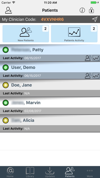 @Point of Care™ Suite screenshot-6