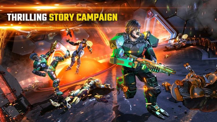 Shadowgun Legends: Online FPS screenshot-4