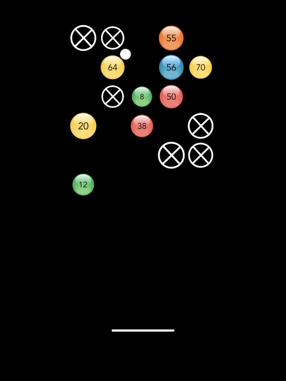 Screenshot #3 for Point and Shoot Ball Game