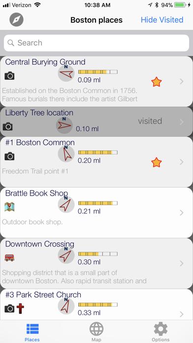 eGO Boston Screenshots