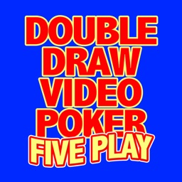 Double Draw Video Poker 5 Play