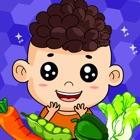 乐乐认蔬菜-认知大全智力游戏 icon