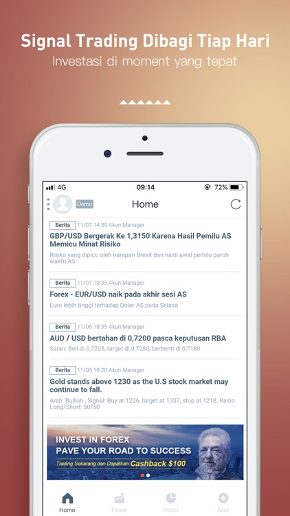 Hanson Forex Trader screenshot-3