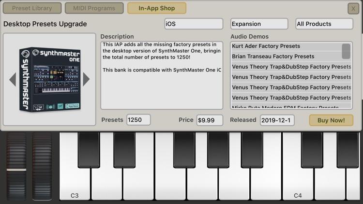 SynthMaster One screenshot-5