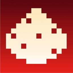Ícone do app iRedstone (Pó de Redstone)
