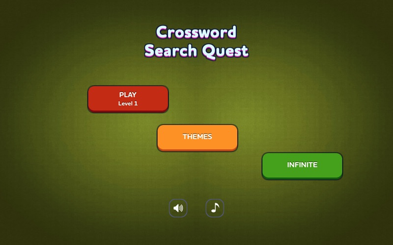Crossword Search Quest for Mac