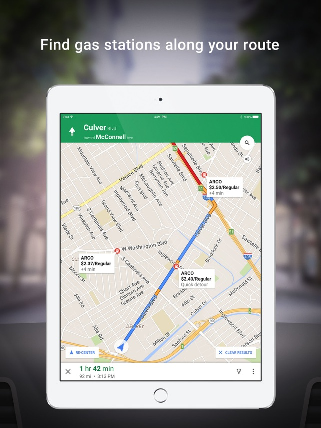 ברצינות Google Maps - Transit & Food on the App Store JS-23
