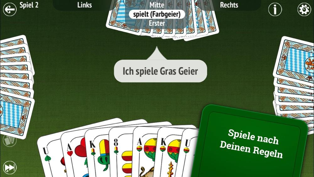 Schafkopf App Ipad