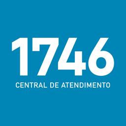Ícone do app 1746 Rio