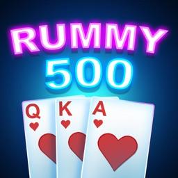 Rummy 500 Card Game