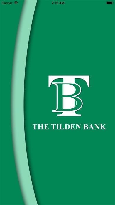 The Tilden Bank app image