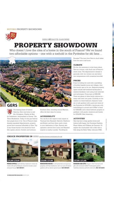 FrenchEntrée MagazineScreenshot of 10