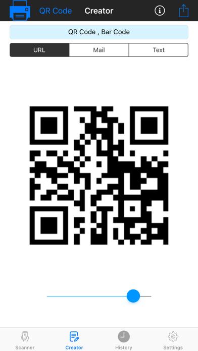 QRスキャナー、QRコード作成者のおすすめ画像3