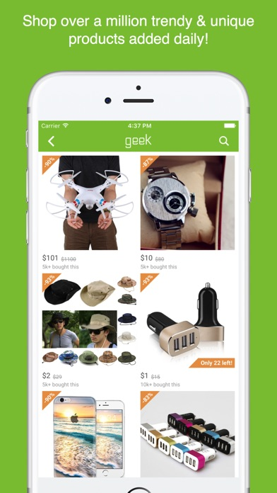 Download Geek - Smarter Shopping for Pc