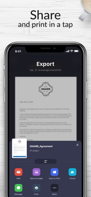 Scanner for Me: Scan documents on the App Store