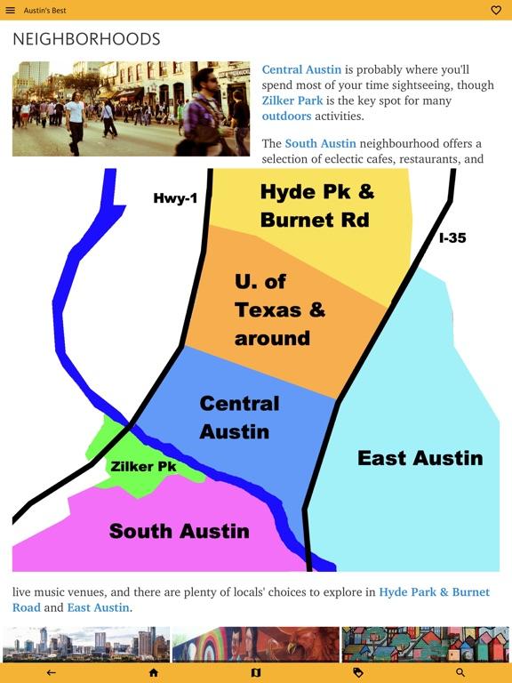 Austin's Best: TX Travel Guide screenshot 15