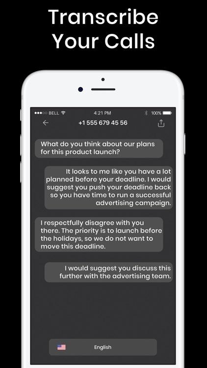 Phone Call Recorder App - ACR screenshot-3