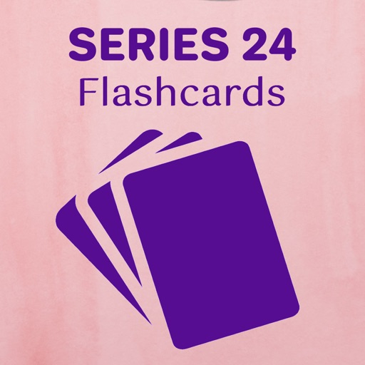 Series 24 Flashcards
