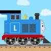 Brick Train:子供の列車ゲーム鉄道レースゲーム