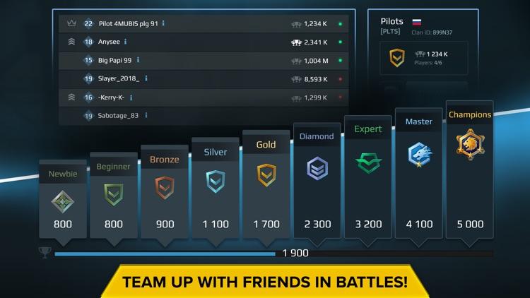 War Robots Multiplayer Battles screenshot-3