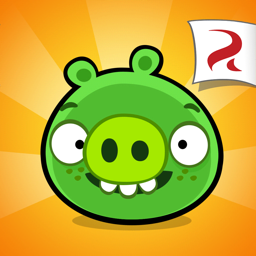 Ícone do app Bad Piggies HD