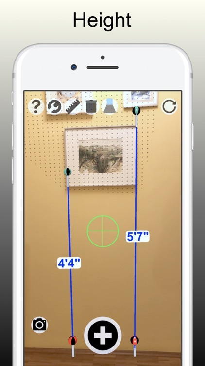 Tape Measure Camera Ruler AR screenshot-4