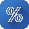 Percentage Calculator App %