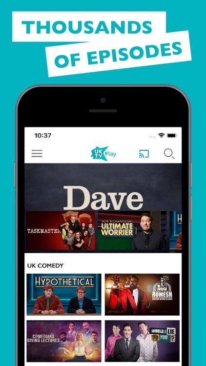 UKTV Play: TV Shows On Demand screenshot-6