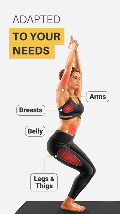 Yoga-Go: Yoga For Weight Loss screenshot-3