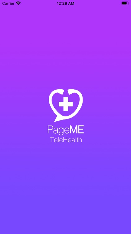 PageMe Telehealth