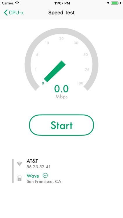 CPU-x Dasher z Battery life screenshot-5