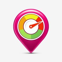 GPS Speed Measure