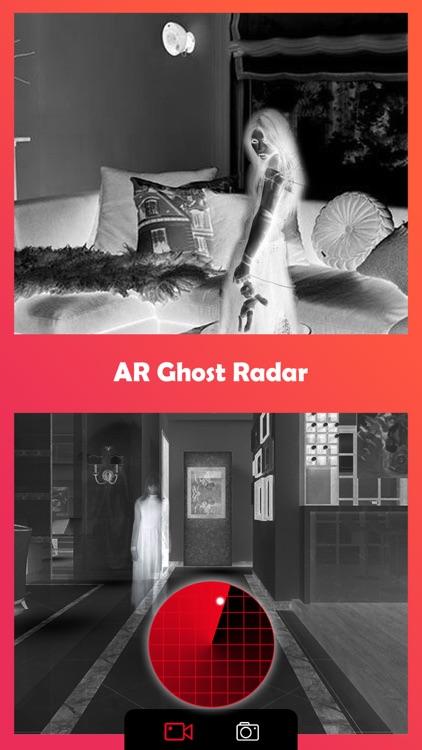Ghost Lens AR Fun Movie Maker screenshot-3