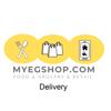 Daniel Lach - MYEGSHOP Delivery App  artwork