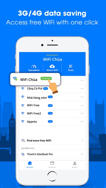 WiFi Chùa
