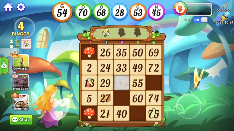 Bingo! Live Story Bingo Games screenshot-4