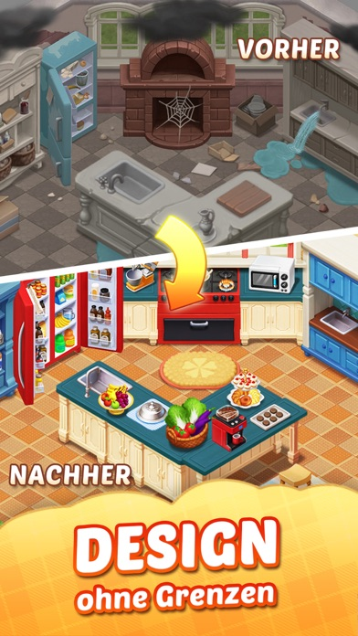 Screenshot for Matchington Mansion in Germany App Store