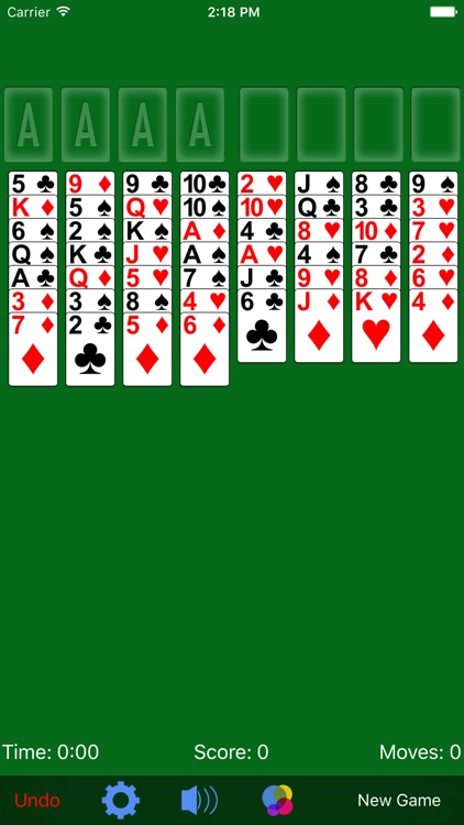 FreeCell· screenshot-0