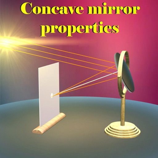 Concave mirror properties