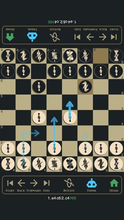 Two Player Chess (2P Chess) screenshot-3